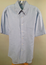 HUNTINGTON COTTON SMALL SHIRT S/S