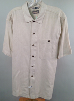 ROYAL ROBBINS COTTON MEDIUM SHIRT S/S