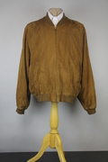 GOLDEN BEAR SUEDE LARGE JACKET