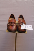 COLE-HAAN, LEATHER SIZE 10-M